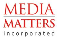 Media Matters, Inc Logo
